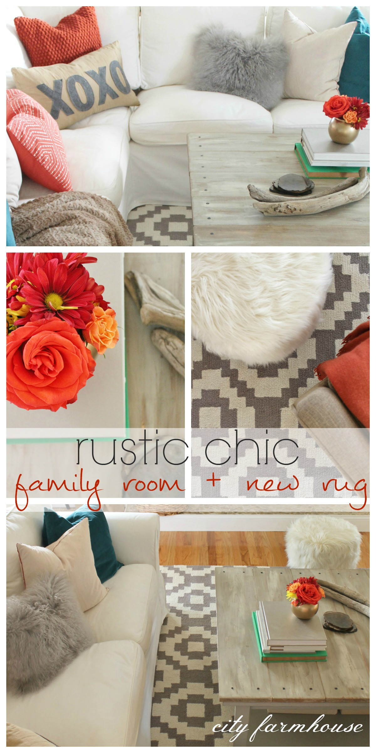 farmhouse room decor 27 rustic farmhouse living room decor ideas for your home homelovr ... Farmhouse Living Room Decor Ideas Bright Decorcouk Rustic Country.  Rustic Chic Family Room New Rug