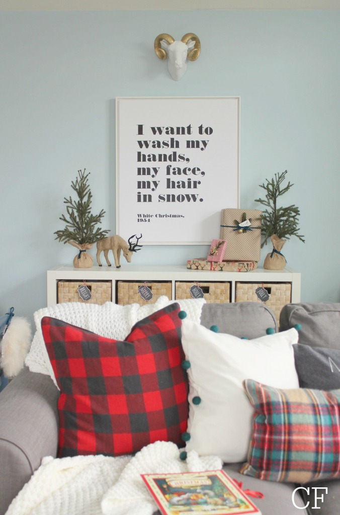 Lindsay Letters Holiday Canvas 2