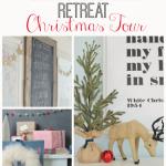 Christmas Tour-Playful Woodland Retreat