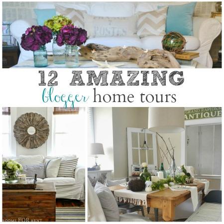 12 Amazing Blogger Home Tours