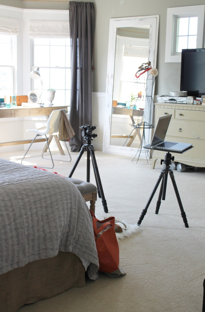 Bhg photo shoot things i learned city farmhouse - Changes greener home can make right away ...