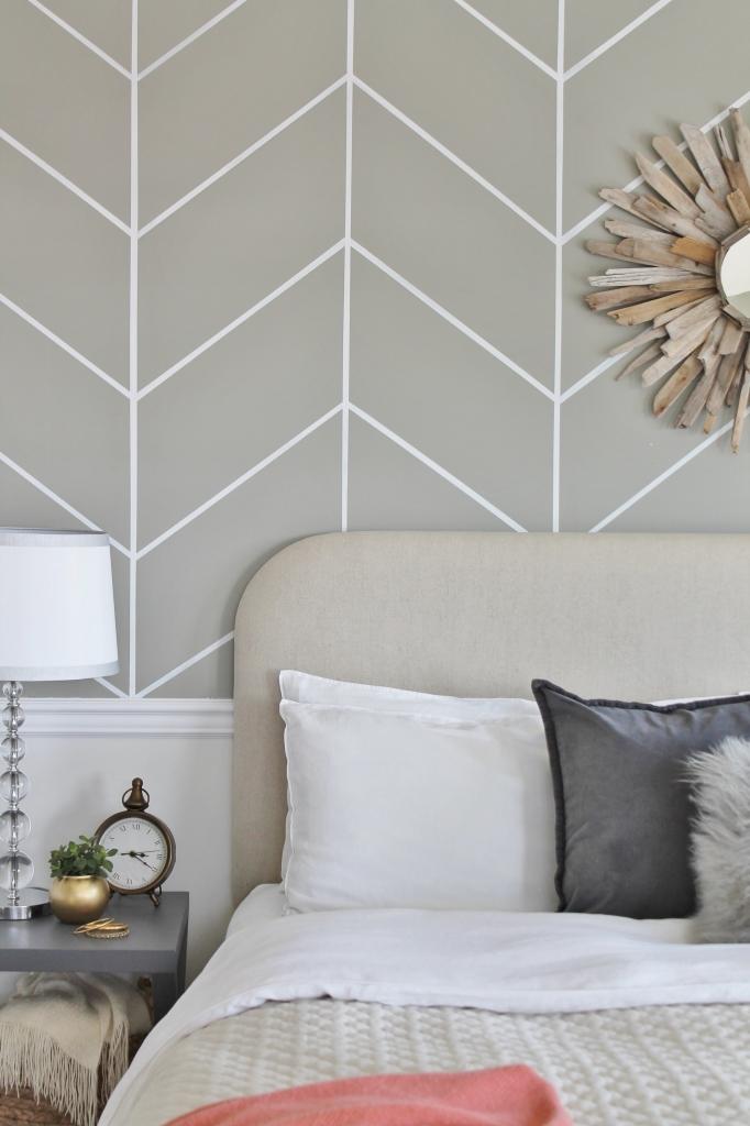 Neutral Bedding from H & M, Homegoods & West Elm