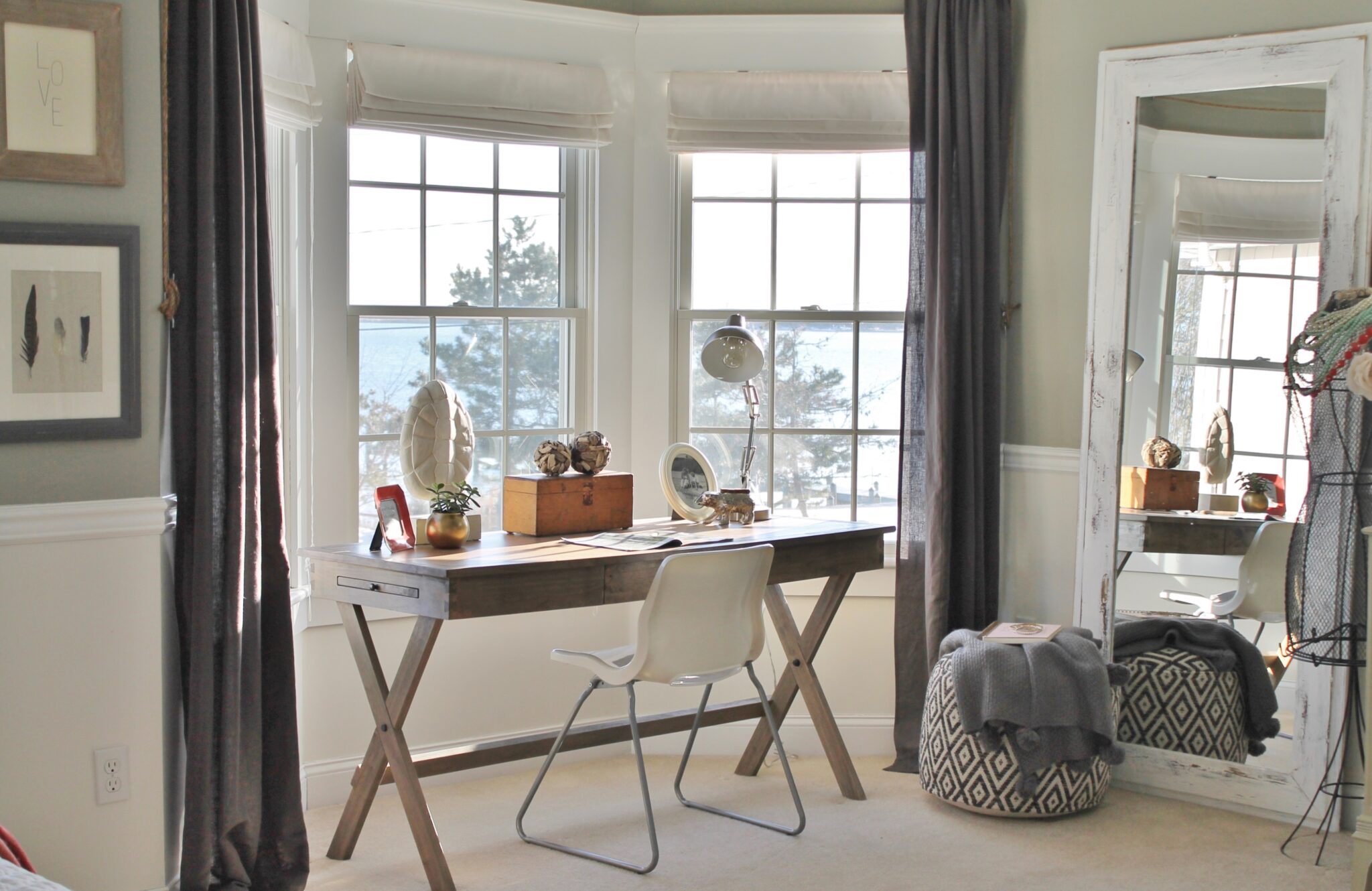 table with set top furniture desk vanity combo mirror makeup chair white bathroom prime flair