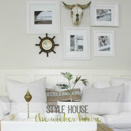 Style House-The Wicker House