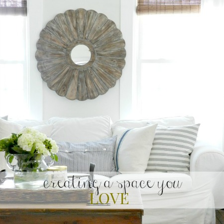 Creating A Space You Love