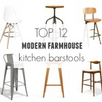 Top 12 Modern Farmhouse Barstools