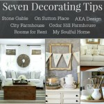 Seven of the Best Decorating Tips You Will Ever Get