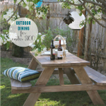 Outdoor Dining For Under $100