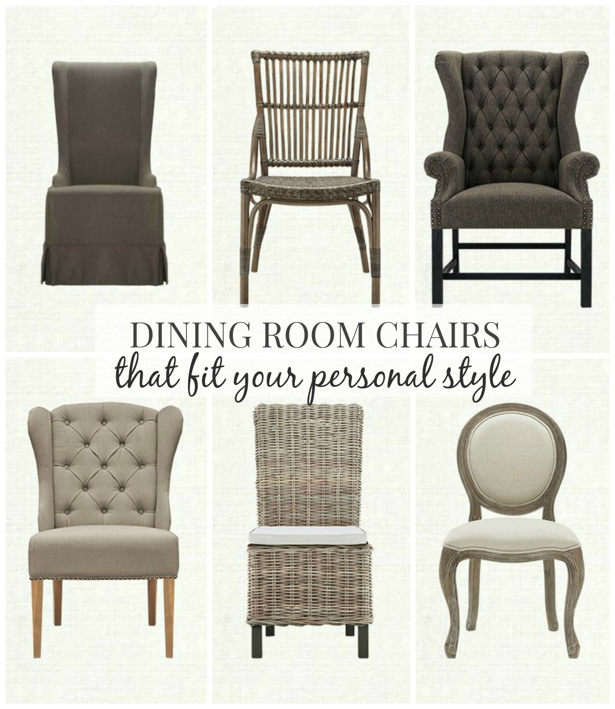 Dining Room Chairs That Fit Your Personal Style City Farmhouse