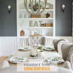 Summer Tour-Dining Room Reveal