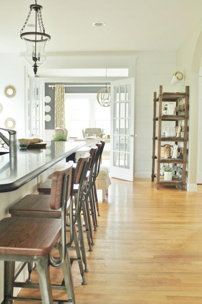 Modern Farmhouse Barstools-