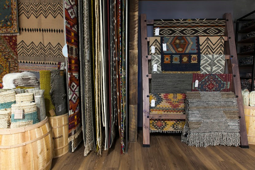 cost plus world market ny store beautiful woven rugs. Black Bedroom Furniture Sets. Home Design Ideas