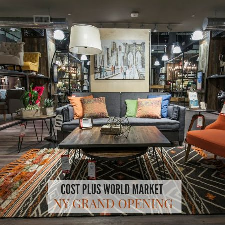 Cost Plus World Market First NY Store + Grand Opening