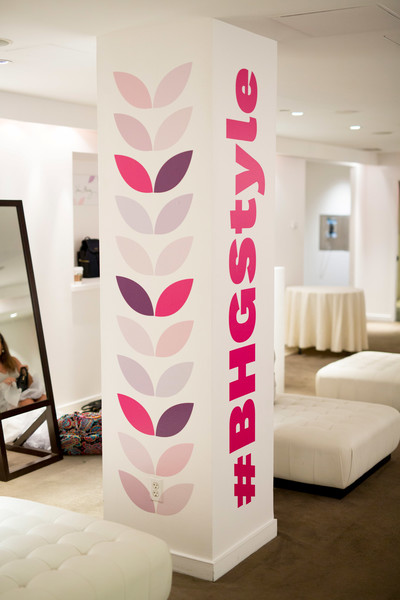 September 17, 2015: The 2015 Better Homes and Gardens Stylemaker Celebration at the Hudson Hotel in New York City.