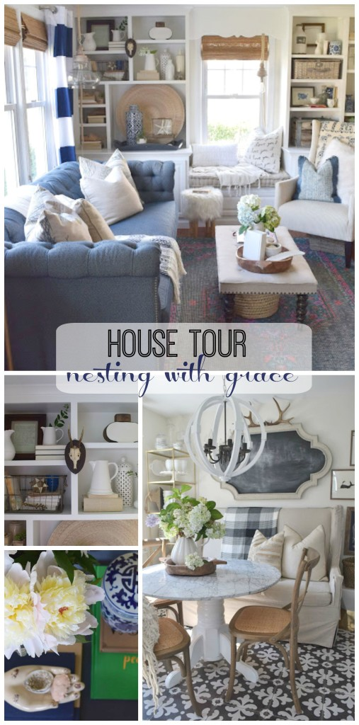 House Tour-Nesting With Grace