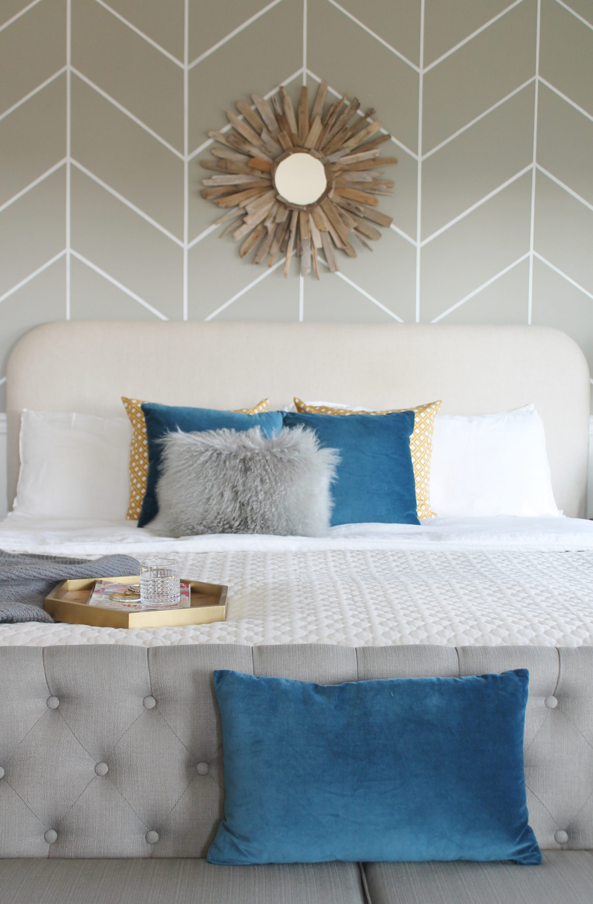 Do It Yourself Home Design: Master Bedroom Sofa + Who's Happy About It