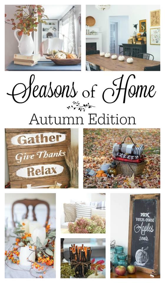 Seasons of Home Fall Edition
