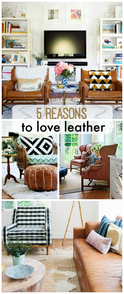 BHG-5 Reasons to Love Leather