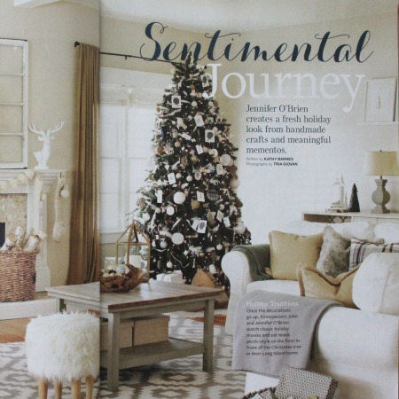 BHG Christmas Ideas Magazine Feature