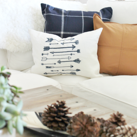 A Feather Tray & More Farmhouse Favorites