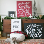 Lindsay Letters Holiday Calligraphy Collection-A Styling Favorite