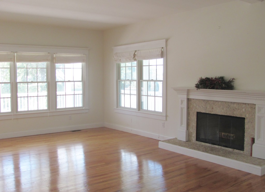 Before Family Room Images