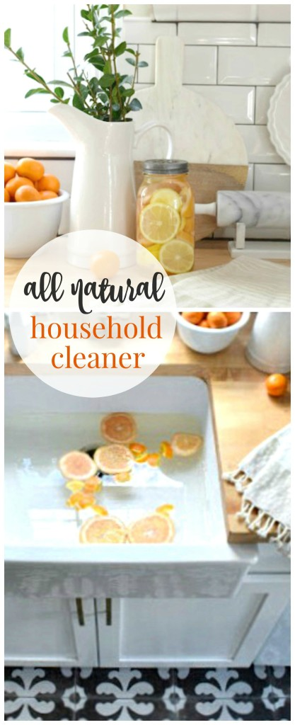Nesting With Grace-All Natural Household Cleaner 1