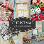 Playful Cabin Wrapping Ideas + Giveaway
