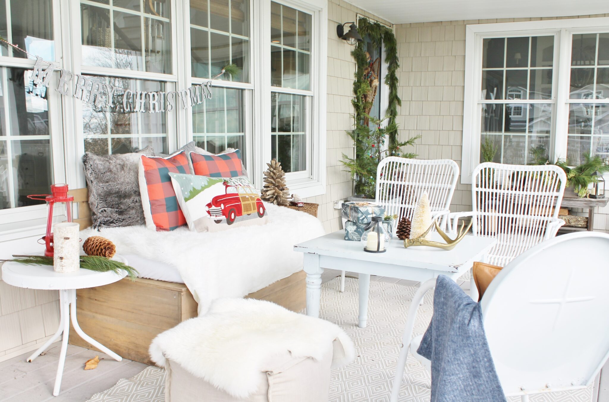 Simple Tips For Outdoor Decorating City Farmhouse