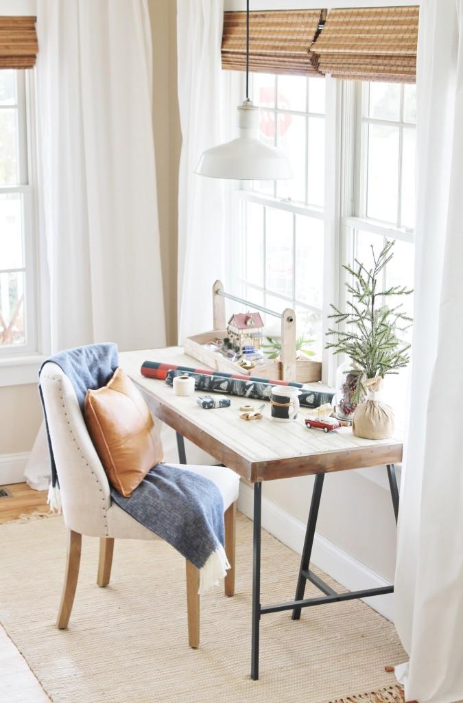 HH Rustic Desk