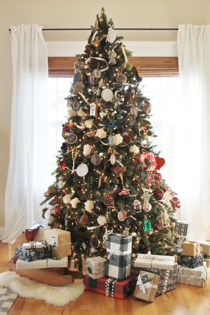 Holiday Tree {real life}