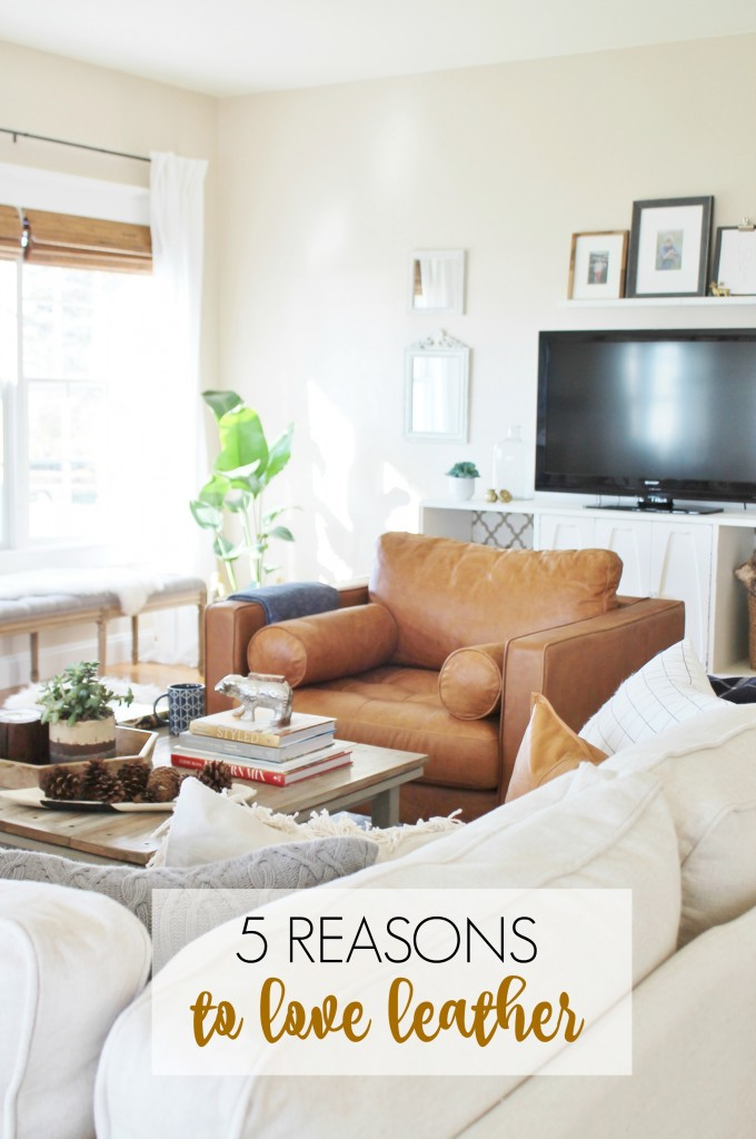 5 Reasons To Love Leather