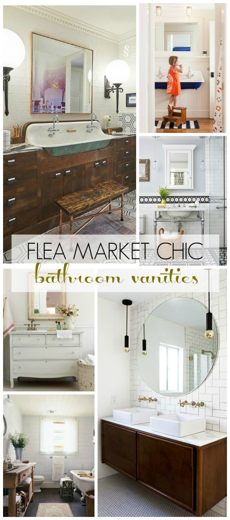 BHG Flea Market Chic- Bathroom Vanities