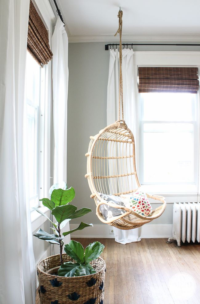 Hanging Chair-Inspired by Charm