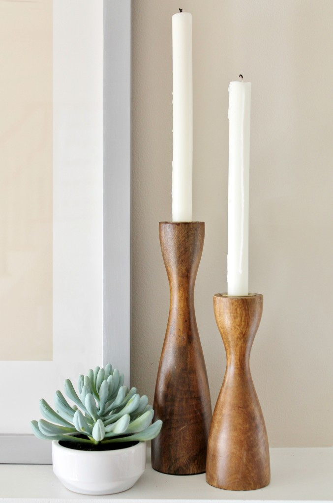 Mantle Styling-The Accessories