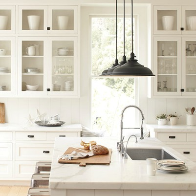 15 amazing white modern farmhouse kitchens city farmhouse - Modern Farmhouse Kitchen