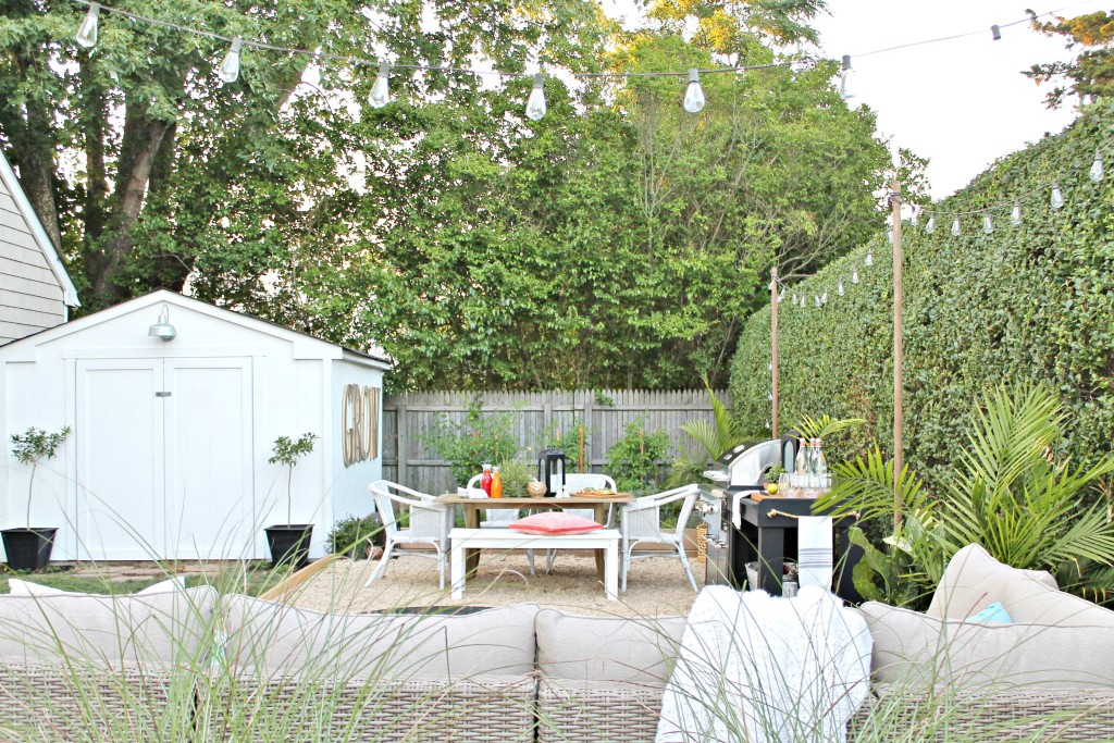 Backyard Reveal-Using the Most of Your Small Space