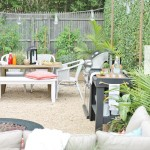 Hamptons Inspired Small Backyard Reveal