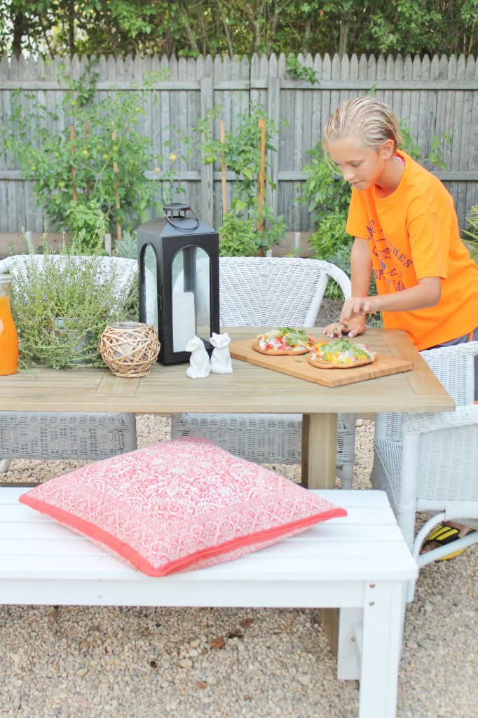 Summer Entertaining With Family