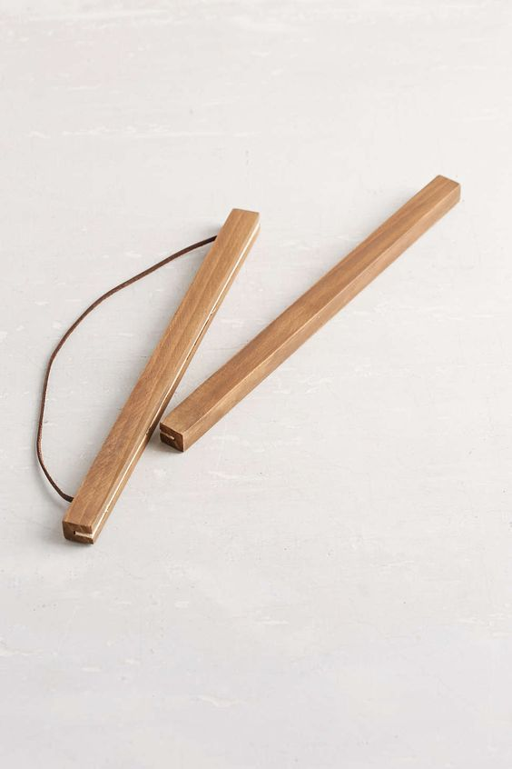 Wooden Dowels From Urban Outfitters