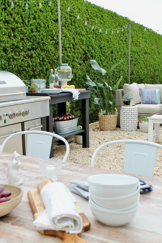 Patio Challenge Before & After With Joss & Main