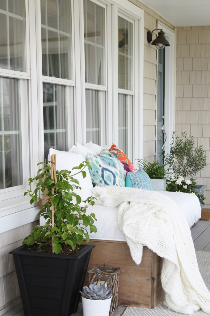 Summer Front Porch & Hammock 356