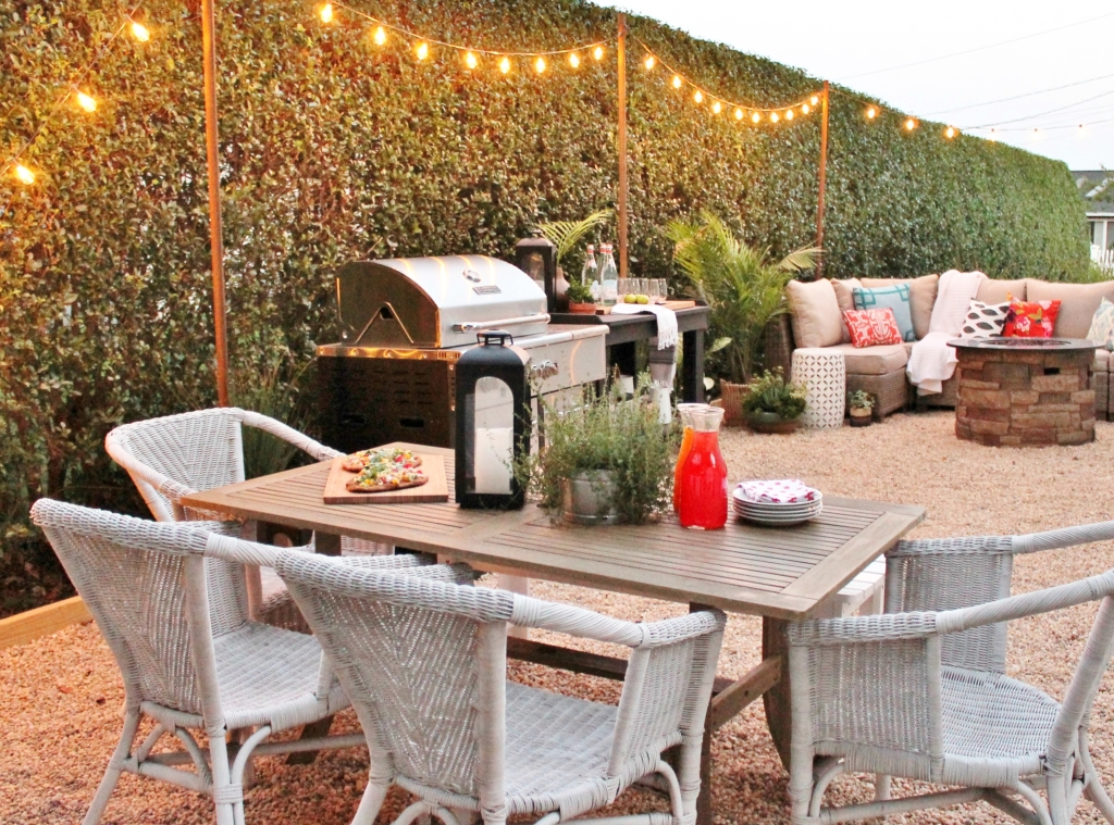 10 Easy Ways To Give Your Backyard Personality - City ... on Small Backyard Entertainment Area Ideas id=45133