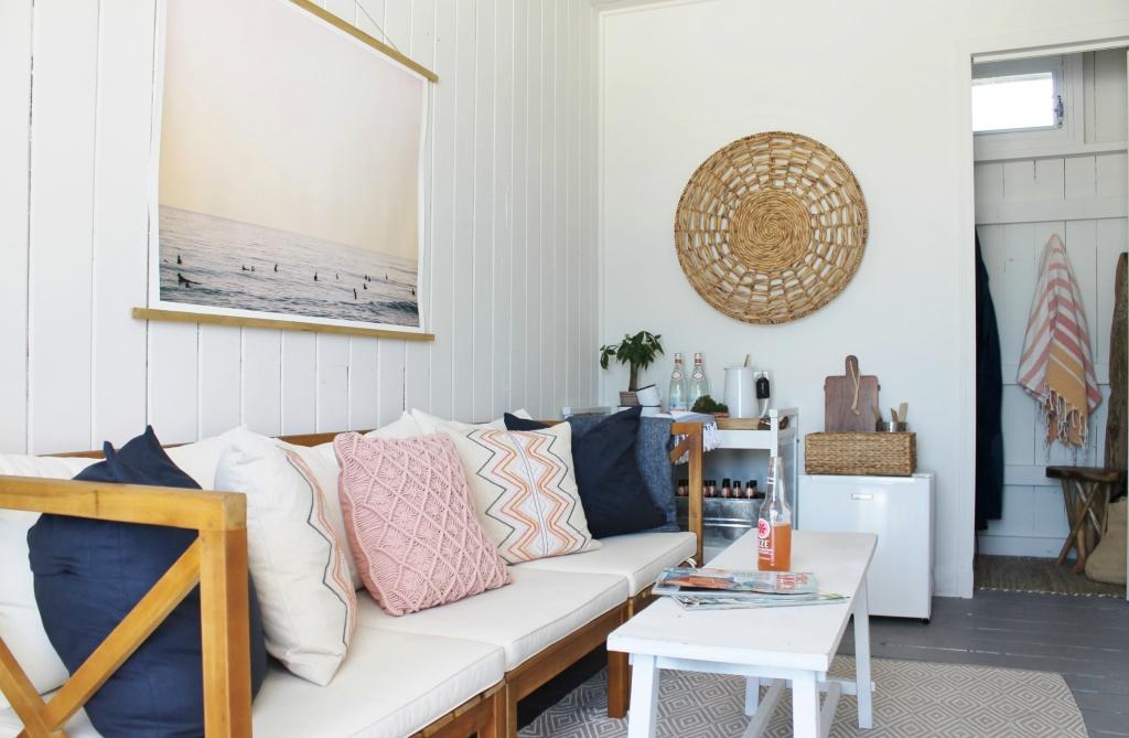 Beach Cabana in the Hamptons-Bath & Tennis