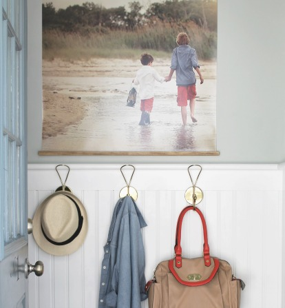 The Easiest DIY Picture Frame Made With Love