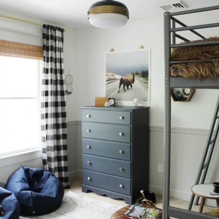 Rustic Tween Room Reveal