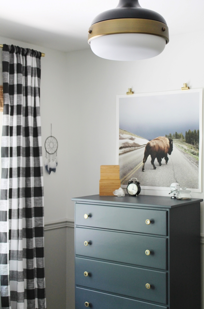 Rustic Tween Room Reveal City Farmhouse