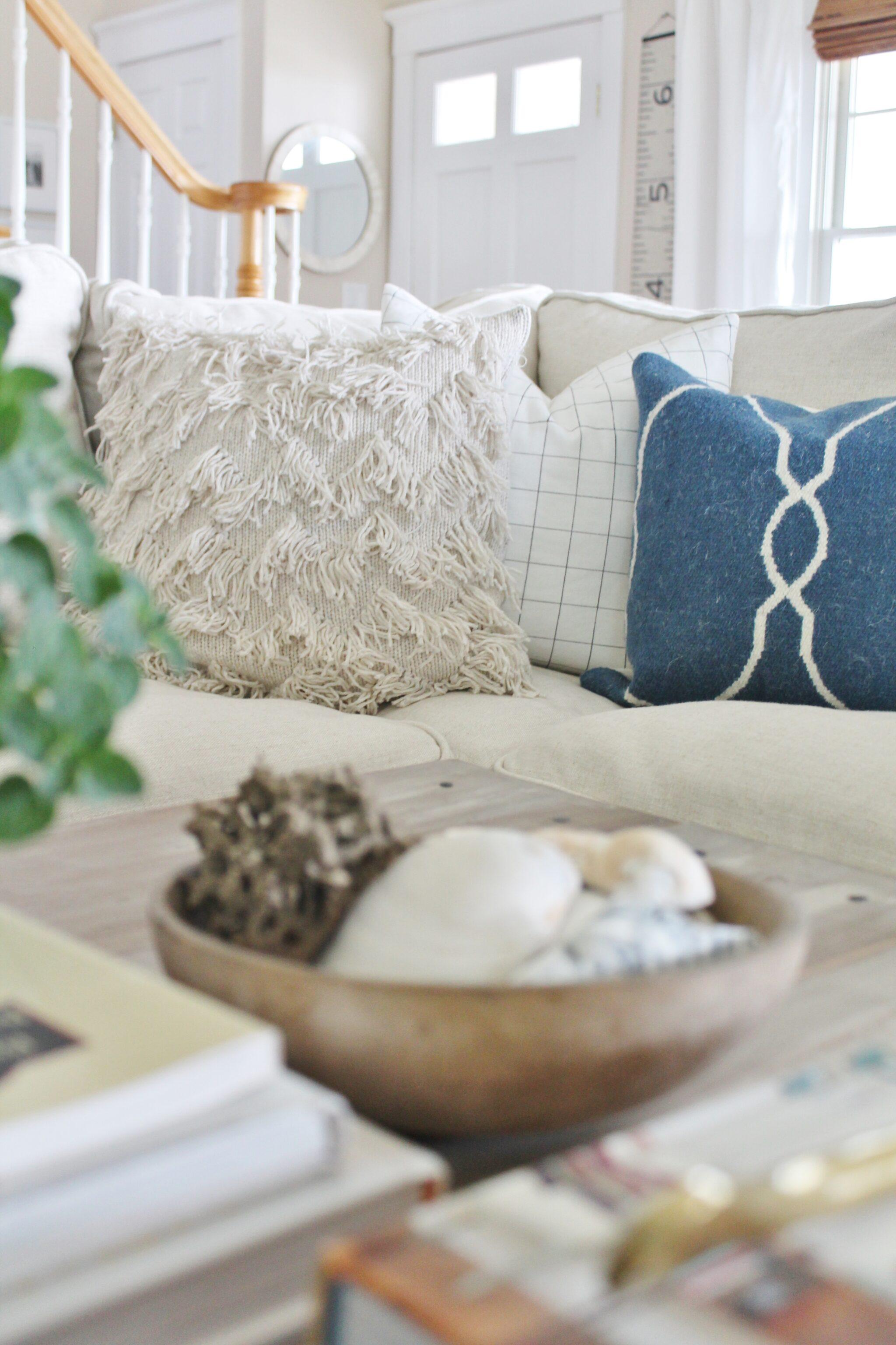 Amazing Summer Family Room Birch Lane Pillow City Farmhouse Inzonedesignstudio Interior Chair Design Inzonedesignstudiocom