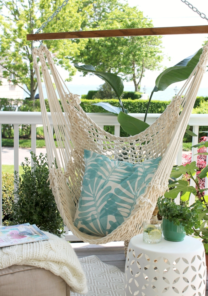 Merveilleux Itu0027s Pretty Amazing How One New Thing Can Change The Entire Feel Of A  Space. My Front Porch Has Always Been A Favorite Spot To Spend Time,  Especially In The ...