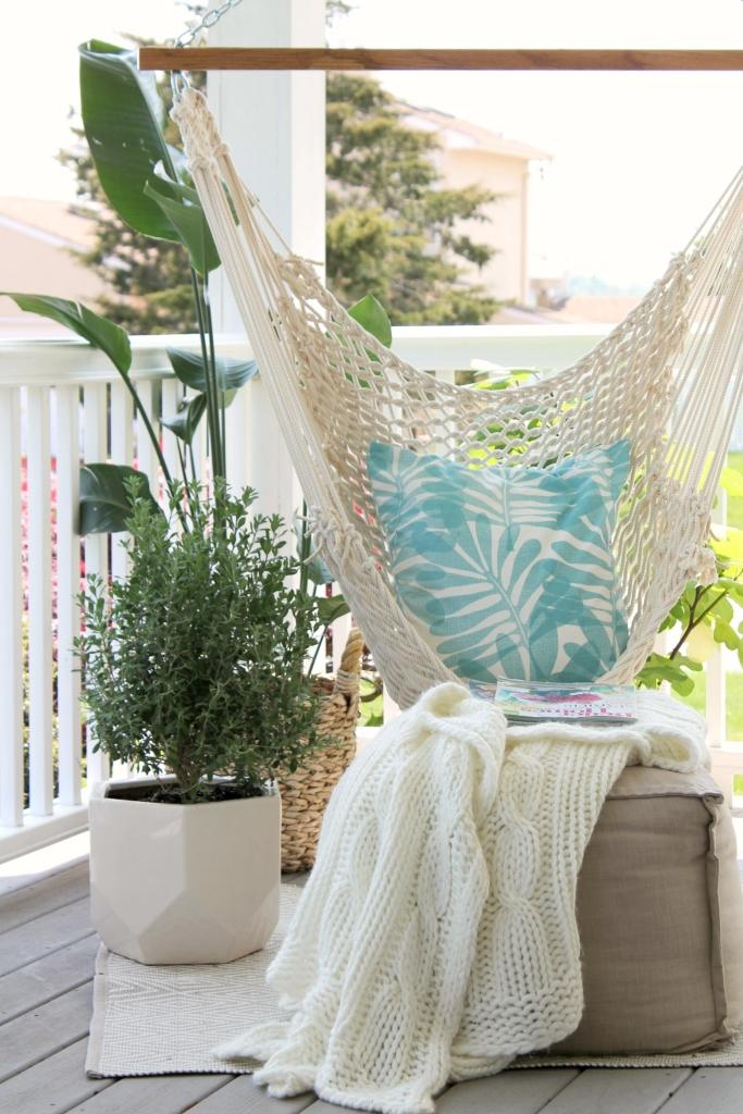 Summer Porch & Hanging Hammock from ATG - Copy